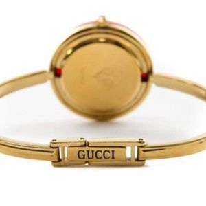 c25df690ce9 Gucci Jewelry - WOMEN S GUCCI Bangle Watch With 10 color top rings